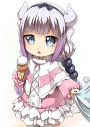 Kanna Kamui by packge
