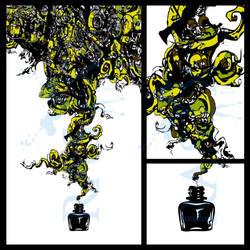 Silence Ink by RASIX-Designs