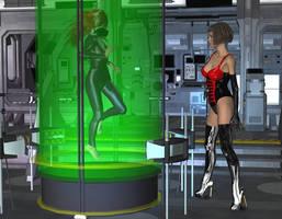Lab Work by gunstar1