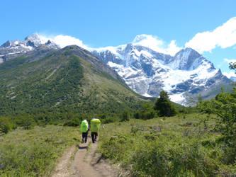 Senderos Torres del Paine - Trekking by chuax