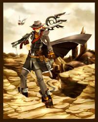 + Lone Ranger+ by norli