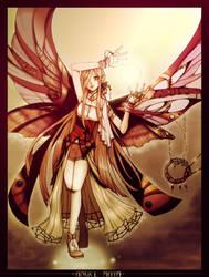 Angel Maya:Final by norli