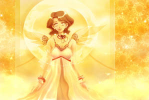 Sundrop Angel by norli