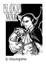 Blood War Cover by RooFuzz