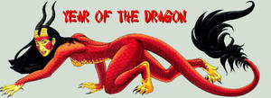 Year of the Dragon by Pointy-Eared-Fiend