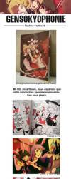 GENSOKYOPHONIE: Fanbook Touhou by strobolights
