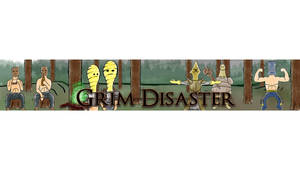 Grim disaster youtube background. by souske25