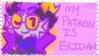 STAMP: Eridan patron by lucas420