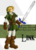 Link-Profile by kyuumu