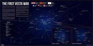 The First Vesta War by DawnofVictory2289