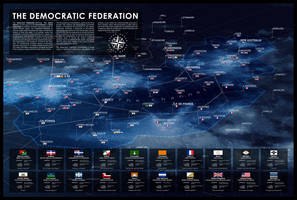Star Systems of the Democratic Federation by DawnofVictory2289