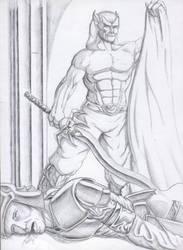 Kain by PixelRambo