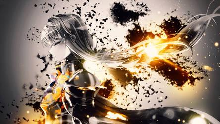 Alice Zuberg Wallpaper (Sword Art Online) by galangcp