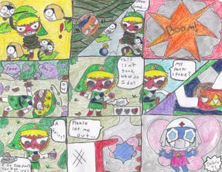 Giroro's adventures part 12 by JazzHands-UwUr
