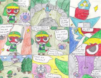 Giroro's adventures part 15 by JazzHands-UwUr