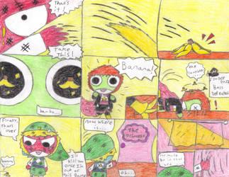 Giroro's adventures part 23 by JazzHands-UwUr