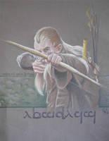 Legolas by Stinoga