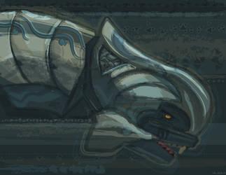 ..:: The Arbiter ::.. by Stinoga
