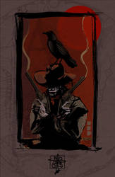 :. The Gunslinger .: by Stinoga