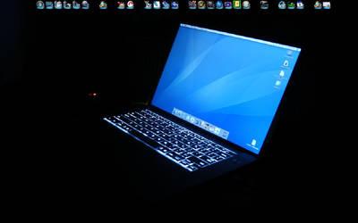 my Desktop by dranzerlei