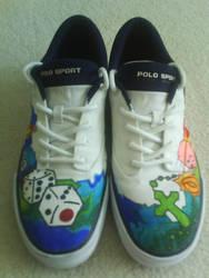 new kicks by dranzerlei