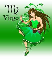 Virgo 'The Virgin' by dranzerlei