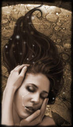Tear of pleasure by Alicelefay