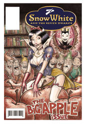 Snow White and the seven perverts by Zuleta