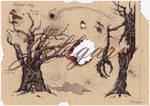 Arboreal Entity by Zellgarm