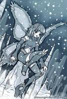 Snow Fairy by Bomu
