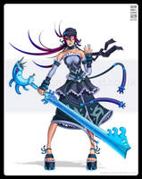Kawa : Pirate Captain V1 by Bomu