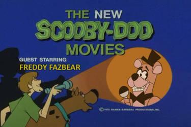 Today Scooby-Doo Meets Freddy Fazbear by Pembroke
