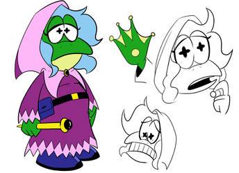 Frog by Pembroke