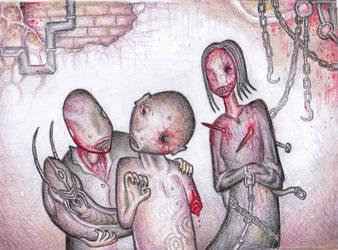 Bleeding by Miguelz
