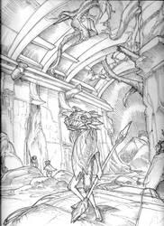 Navigator Ruins by Miguelz