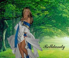 Belldandy by Elvishprincess25