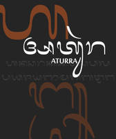 Balinese font: Aturra Ubud by Alteaven
