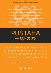 Batak font: Pustaha by Alteaven
