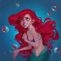 Ariel by SenRyuji