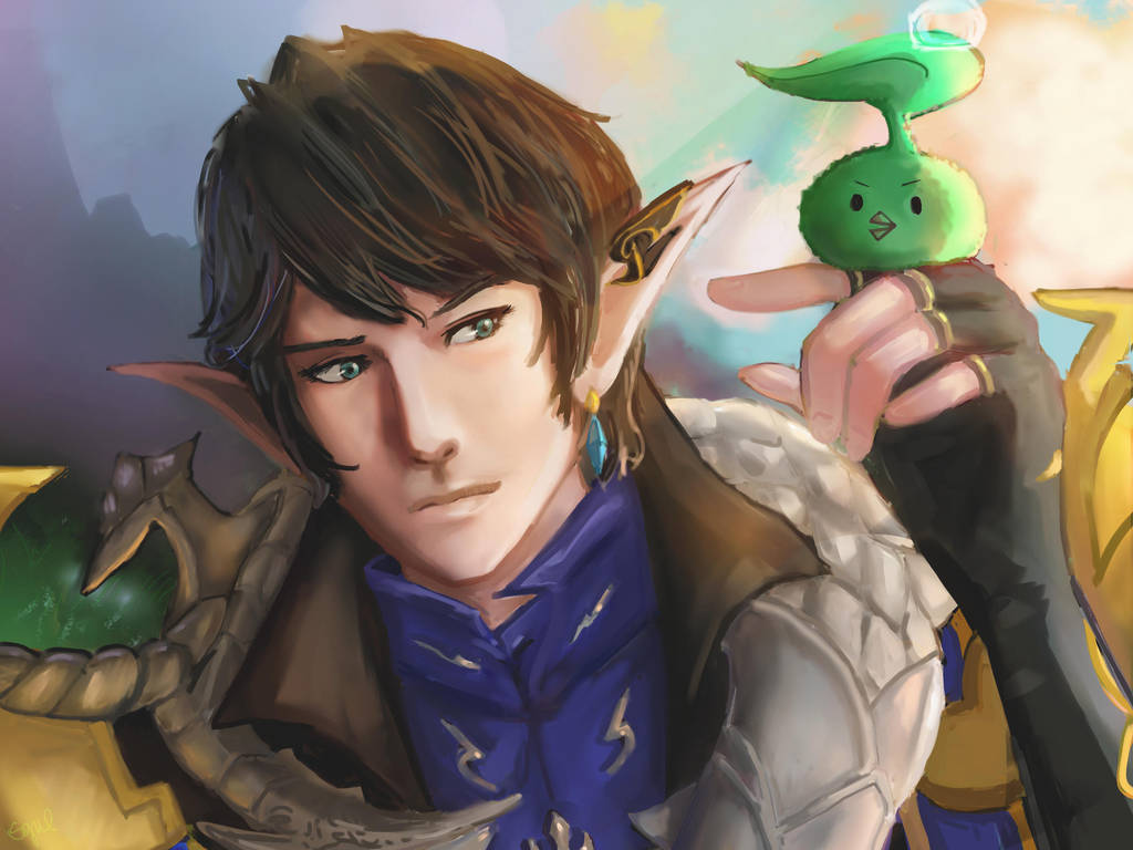 Aymeric the koppokur advocate by Fairytwister
