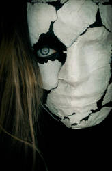 Behind a broken mask I by xAsOnex