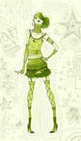 Funky Punk by DeFemme