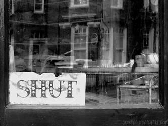 SHUT by Severka