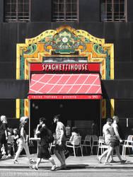 Spaghetti House by Severka