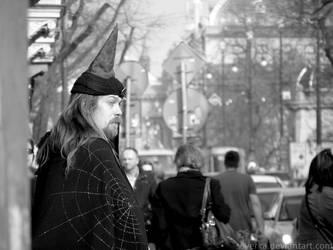 Your Friendly Neighbourhood Wizard by Severka