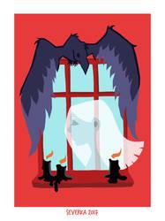 The Raven by Severka