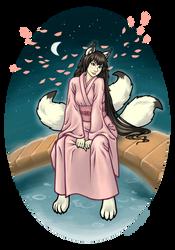 Lady Fox by Severka