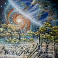 Lunar landscape by pentegos