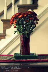 Vase of Flowers by TheStarySky