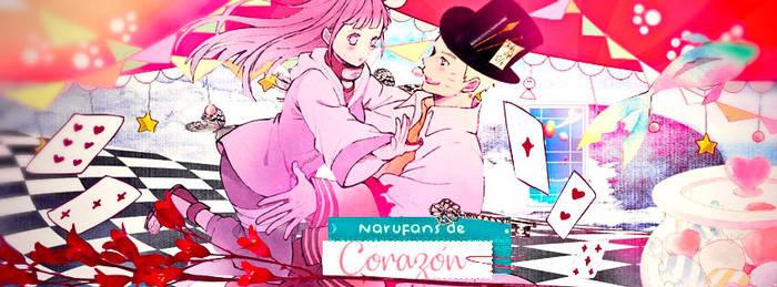 Narufans de corazon wonderland by hitomimizukii